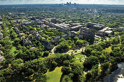 Tulane Virtual Tour
