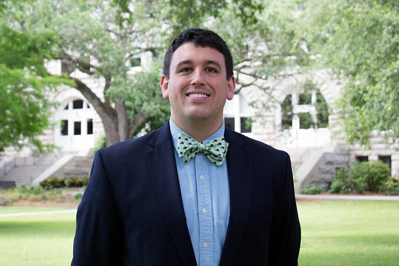 Tulane Admission Counselor - Adam Griego