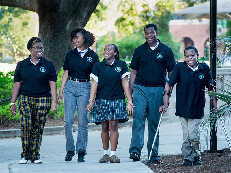 undergraduate admission college prep program at tulane receives 2 5m grant