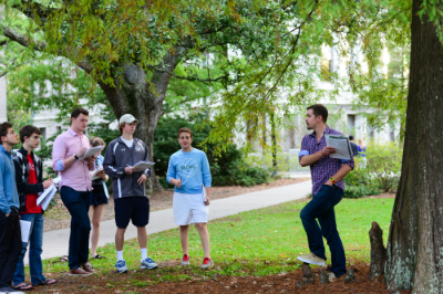 Tulane Admission Tour Guides